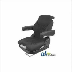 Msg65grc-assy Grammer Seat Assembly, Charcoal Matrix Cloth Fits Several