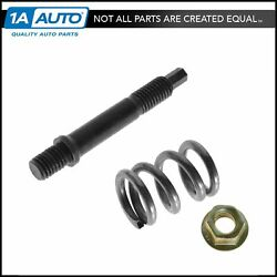 Dorman Exhaust Manifold To Front Pipe Stud And Spring Kit For Gm Pickup Truck