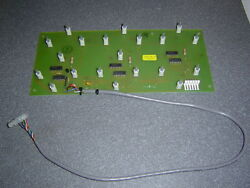 New Skee Ball Mini Bulb Scoring Display Board Only Not Ball Count Board