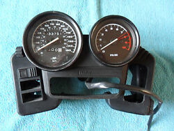 Bmw Instrument Cluster, R 850/1100 R/gs , Mph Speedo And Rev Counter