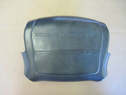 1990 C4 Corvette Drivers Airbag Air Bag Srs Zr1 One Year Only Nice Used Part