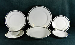73-pcs Or Less Of B. Bloch And Co. Czechoslovakian China Pat Circa 1923-40