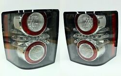 2010-2011 Range Rover Led Rear Tail Light Set Pair Genuine Land Rover New