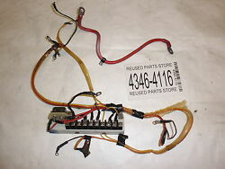 1967 Chrysler 105hp 105773 Outboard Motor Wire Harness