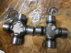 All Four 60 61 62 63 64 65 66 67 68 69 Corvair U Joint U Joints Set Of 4