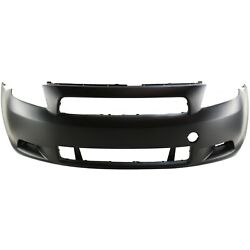 Front Bumper Cover For 2005-2010 Scion Tc With Fog Lamp Holes Primed 5211921906