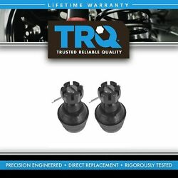 Upper Ball Joint Left Right PAIR for 70-91 Chevy Dodge GMC 4WD