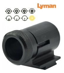Lyman 17ami Front Sight .494in High Includes 8 Inserts 3171078 New