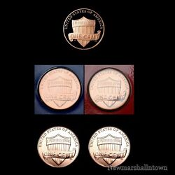 2013 P+d+s Lincoln Shield Penny Mint Proof Set Pd From Mint Set And Bank Roll