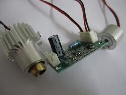 Lab 532nm 100mw Green Laser Moduleand660nm 200mw Red Module With Driver Board+ttl