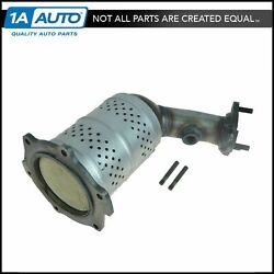 Front Catalytic Converter Left Driver Side For Murano 3.5l