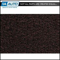 For 96-05 Gmc Safari Complete Extended Carpet 9933 Ruby Red