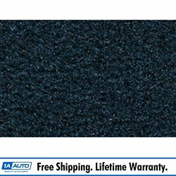 For 87-95 Town And Country Cutpile 9304-regatta Blue Complete Carpet Molded