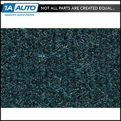 For 1984-95 Plymouth Voyager Cutpile 819-dark Blue Complete Carpet Molded