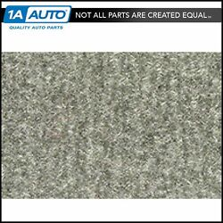 For 1984-95 Plymouth Voyager Cutpile 7715-gray Complete Carpet Molded