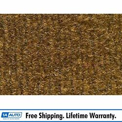 For 1974-83 Jeep Cherokee Cutpile 820-saddle Complete Carpet Molded