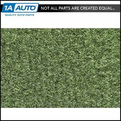 For 1979-85 Mazda Rx-7 Cutpile 869-willow Green Complete Carpet Molded