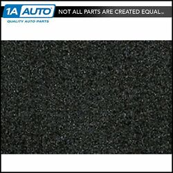For 1997-05 Chevy Venture Cutpile 912 Ebony Complete Extended Carpet Molded