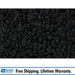 For 1958 Chevy Corvette Cut And Sewn 80/20 Loop 01-black Complete Carpet