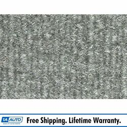 For 75-79 Lincoln Continental 4 Door Cutpile 8046-silver Complete Carpet Molded