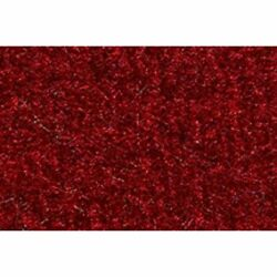 For 92-99 Chevy Suburban C1500 Heat Vents Cutpile 815-red Complete Carpet Molded
