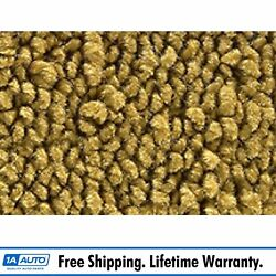 For 72-74 Chevy Luv Pickup Regular Cab 80/20 Loop 20-gold Complete Carpet Molded