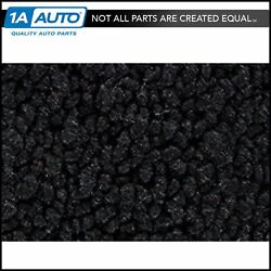 For 1954-56 Olds 88 2 Door Post Cut And Sewn 80/20 Loop 01-black Complete Carpet