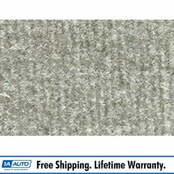 For 1977-84 Buick Electra 2 Door Cutpile 852-silver Complete Carpet Molded