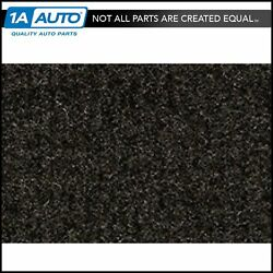 For 86-95 Samurai With Roll Bar Cutpile 897-charcoal Complete Carpet Molded