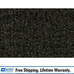 For 1988-91 Gmc K2500 Truck Crew Cab Cutpile 897-charcoal Complete Carpet Molded