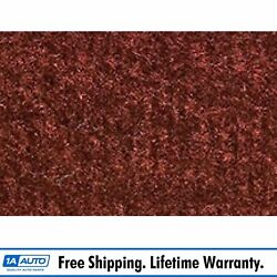 For 81-89 Reliant 4 Door Cutpile 7298-maple/canyon Complete Carpet Molded