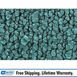 For 56 Chevy Nomad With Bench Seat Cut And Sewn 80/20 Loop 15-teal Complete Carpet