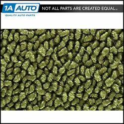 For 1966-70 Ford Fairlane 4 Door 80/20 Loop 14-moss Green Complete Carpet Molded