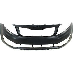 NEW Primered Front Bumper Cover Fascia for 2012 2013 Kia Optima 865114C000 $109.39