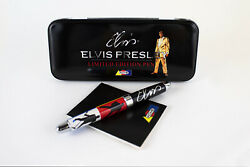 Acme Elvis On Stage - Limited Edition Low Number Rollerball Pen 0057/1935