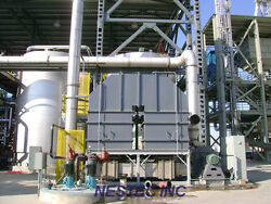 Regenerative Thermal Oxidizer - 2 Canister sized for 8000 SCFM