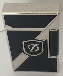 S.t. Dupont Blazon Ligne 2 Lighter Chinese Lacquer 016739 New In Box