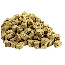 Tubifex Worms--freeze Dried In Cubes Clean And Dust Sifted Tubifex Worms