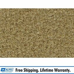 75-79 Ford F-100 Extended Cab Truck 2wd Low Tunnel Auto Trans Carpet 7577-gold