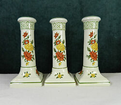 6-pcs Or Less Of Villeroy And Boch Summer Day Pat Fine German Porcelain/china