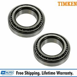 Timken Wheel Hub Bearing And Race Pair For Chevy Dodge Ford Gmc Jeep Mazda Nissan