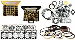 Bd-3412-007of Out Of Frame Engine O/h Gasket Kit Fits Cat Caterpillar 651e 657e