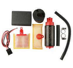 340lph High Pressure And High Flow Fuel Pump And Install Kit Gss342