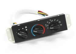 Omix-ADA Climate Control Panel For 99-04 Jeep Wrangler (TJ) #17903.06