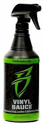 Boat Bling Products Vinyl Sauce Premium Vinyl And Leather Cleaner 32 Oz Vs 0032