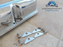 Volvo 121 122 P1800 Pv 544 140 Valve Cover Hold Down Kit Stainless Steel