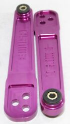 Purple Rear Lower Control Arms For 02-06 Acura Rsx 03-10 Honda Element