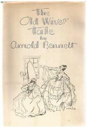 The Old Wivesand039 Tale By Arnold Bennett 1948 Hb/dj Nice