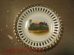 Stout Institute And Central School Menominie Wisconsin Souvenir Plate China