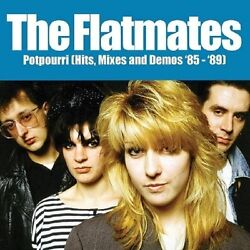 The Flatmates - Potpourri Hitsmixes And Demos And0398 2 Vinyl Lp New+
